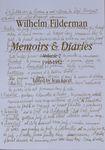 Memoirs and diaries / Wilhelm Filderman – הספרייה הלאומית