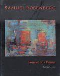 Samuel Rosenberg : portrait of a painter / Barbara L. Jones – הספרייה הלאומית