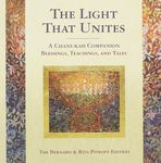 The light that unites : a Chanukah companion : blessings, teachings, and tales / Rabbi Aaron Goldscheider ; artwork by Aitana Perlmutter – הספרייה הלאומית