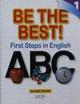 Be the best : first steps in English / by Lidia Kelman – הספרייה הלאומית