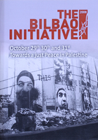 The Bilbao Initiative : October 29th and 31st, towards a just peace in Palestine – הספרייה הלאומית