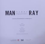 Man Ray : human equations : a journey from mathematics to Shakespeare / edited by Wendy A. Grossman, Edouard Sebline ; essays by Wendy A Grossman, Andrew Strauss, Adina Kamien-Kazhdan, Edourd Sebline ; exhibition project initiated by Andrew Strauss – הספרייה הלאומית